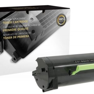 CIG Remanufactured Extra High Yield Toner Cartridge for Lexmark Compliant T654//T656//X654//X656//X658